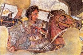 Wil de echte Alexander de Grote opstaan?