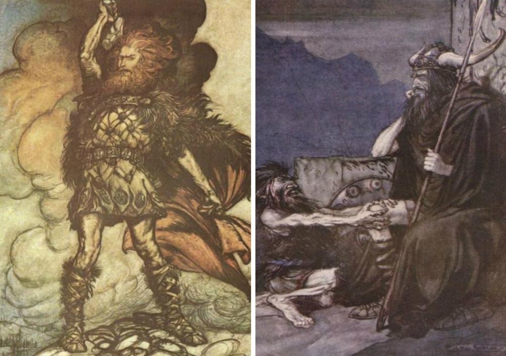 11.04.28.Ijsland - Wagner tekeningen