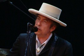 Bob Dylan: The voice of a generation