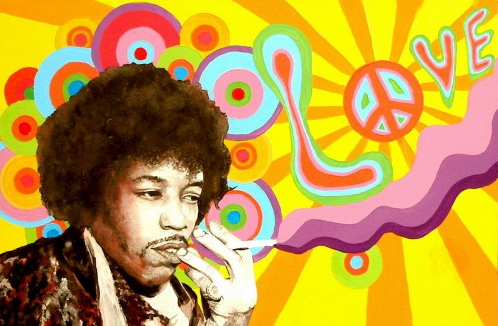 Poster Jimmy Hendrix