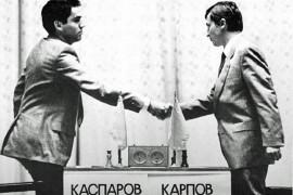 De Koude Oorlog op het schaakbord