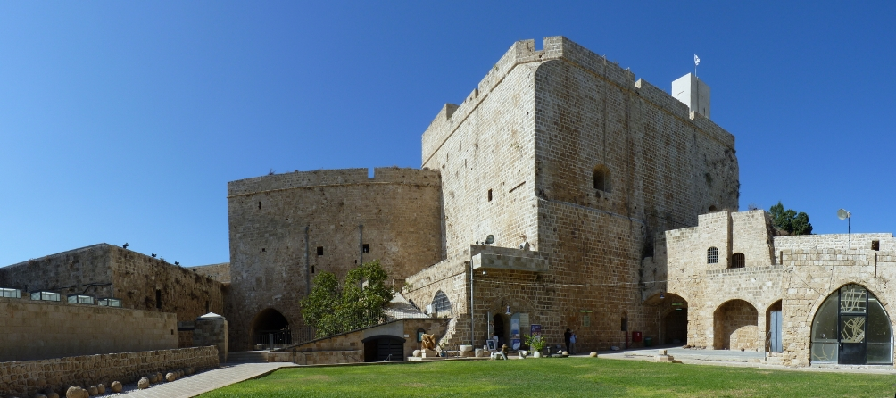 11.08.15.Akko Kruisvaarders - citadel 2