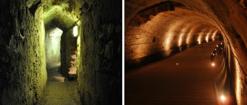 11.08.15.Akko Kruisvaarders - tunnel dubbel
