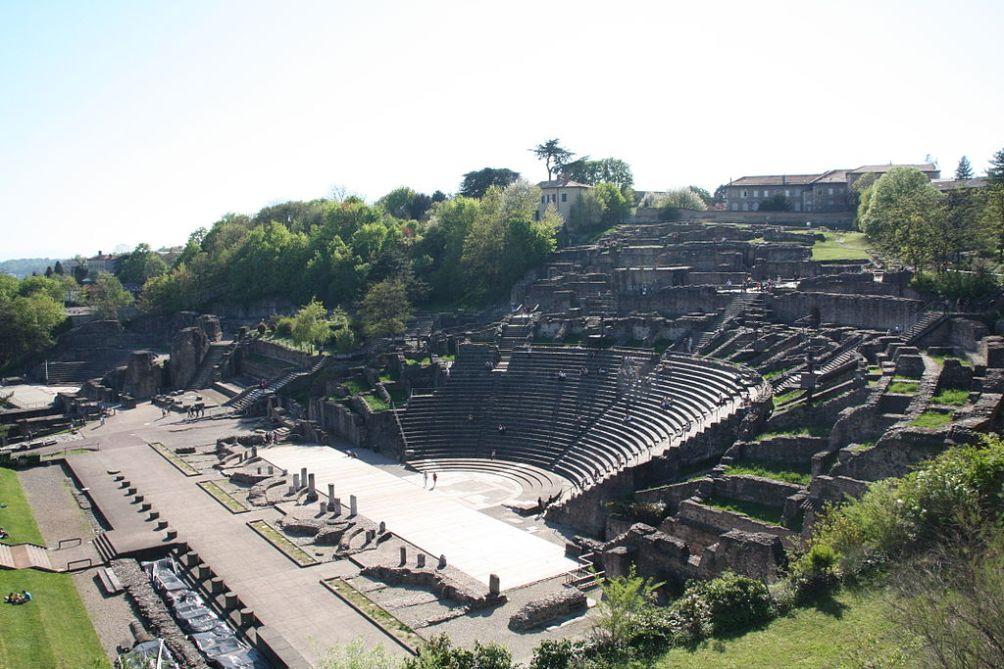 11.08.22.Lyon - Romeins theater