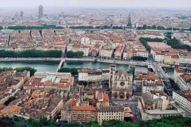 Afslag Lyon Centre Ville voor 2000 jaar historie