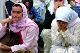 Nederland verantwoordelijk voor Srebrenica