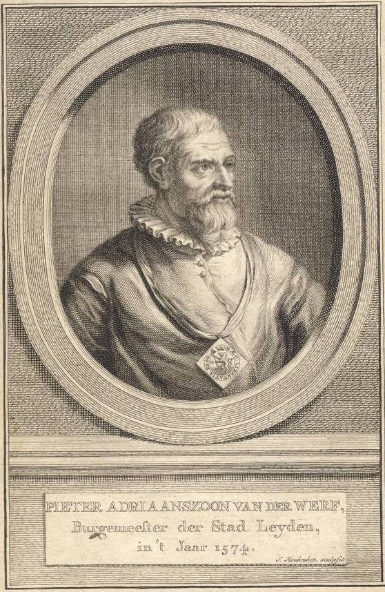 Burgemeester Van der Werf (1529/1604)