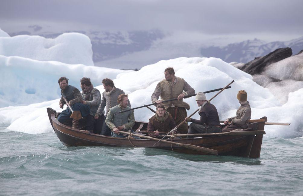 Beeld uit de film Nova Zembla.