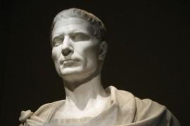 De eeuwige roem van Julius Caesar