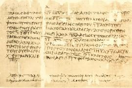 Gezocht: papyri-ontcijferaars