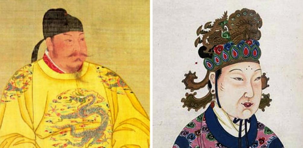 12.02.01.Gouden Eeuw China - keizers