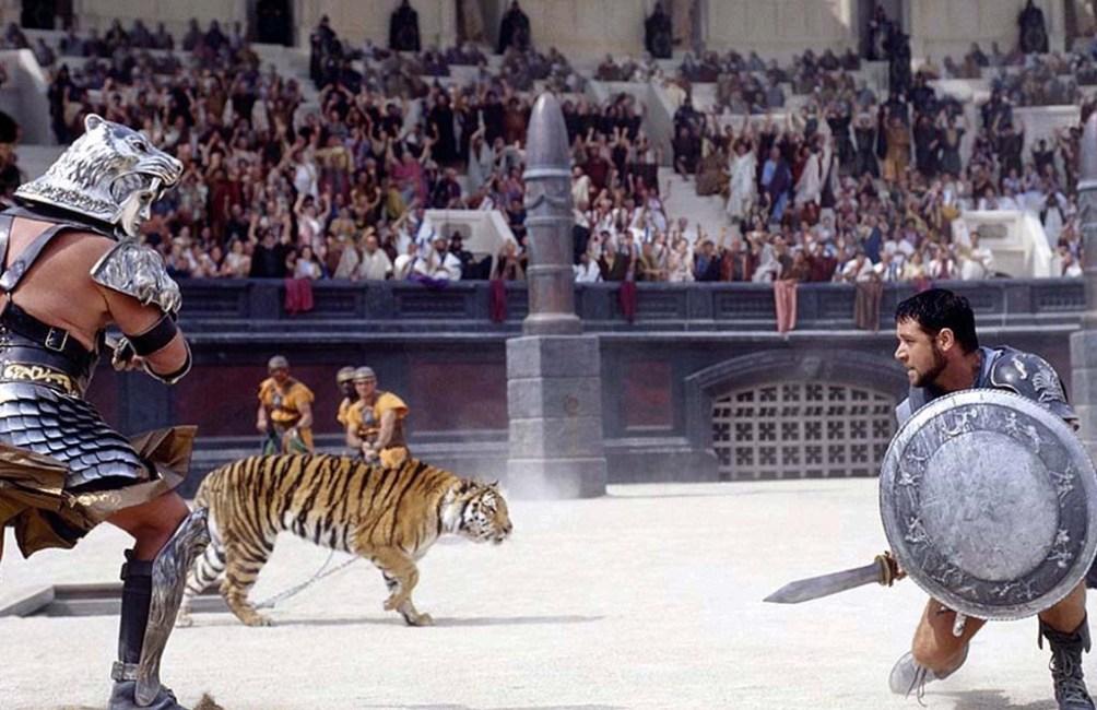 12.02.17.Romeinse topsport - Gladiator