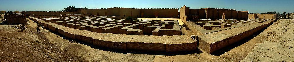 12.03.0.Babylon oorlogsslachtoffer - historische stad