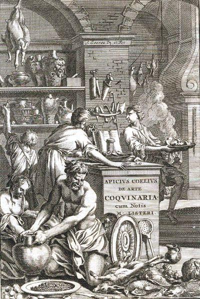 Apicius, De Opsoniis et Condimentis (Amsterdam: J. Waesbergios), 1709
