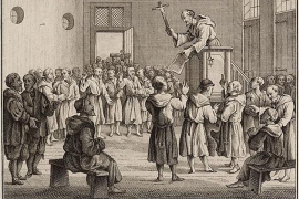 Praten als Brugman: uitdrukking uit de 15e eeuw