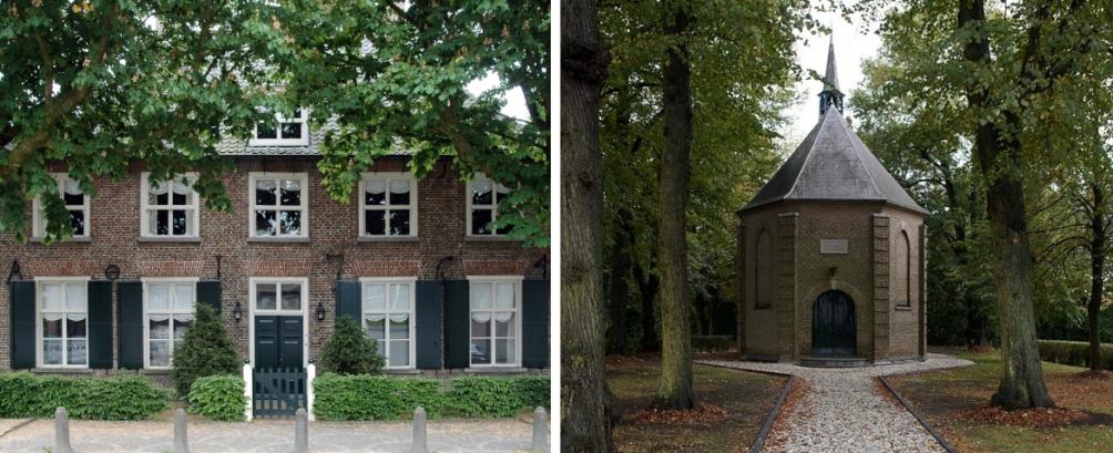 12.03.23.Van Gogh in Brabant - kerk en huis