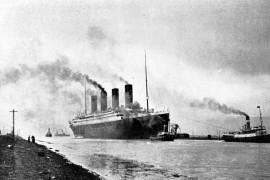 Nederlanders aan boord van de Titanic
