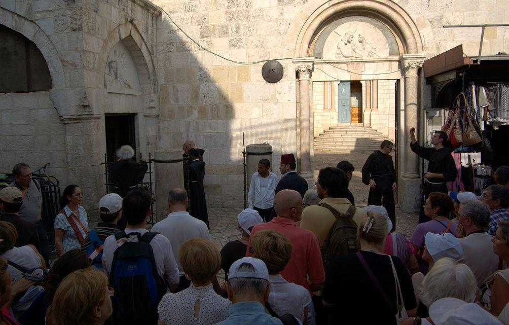 12.04.08.Artikel.Pasen in Israel - via dolorosa