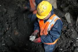 Metrotunnel als archeologische schatkamer