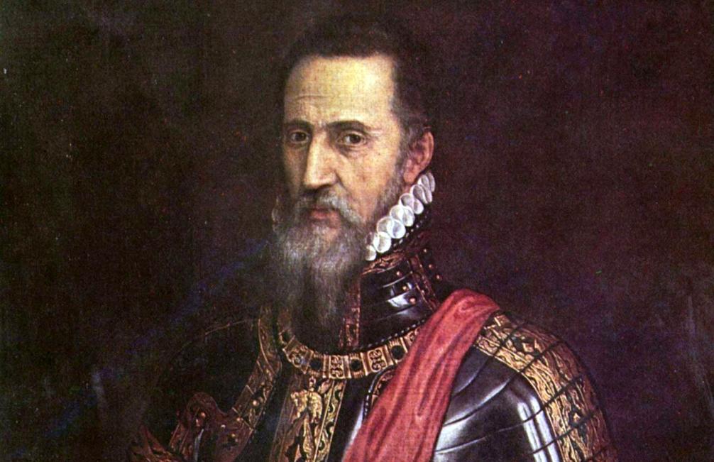 Fernando Álvarez de Toledo, de Hertog van Alva
