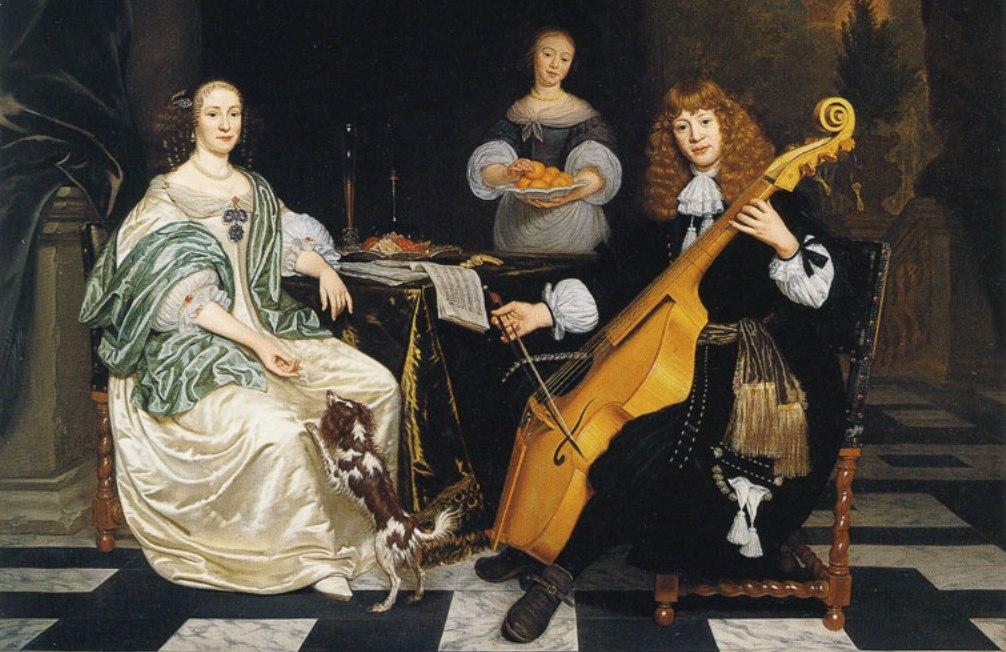 Sinfonia van Michiel van Musscher.