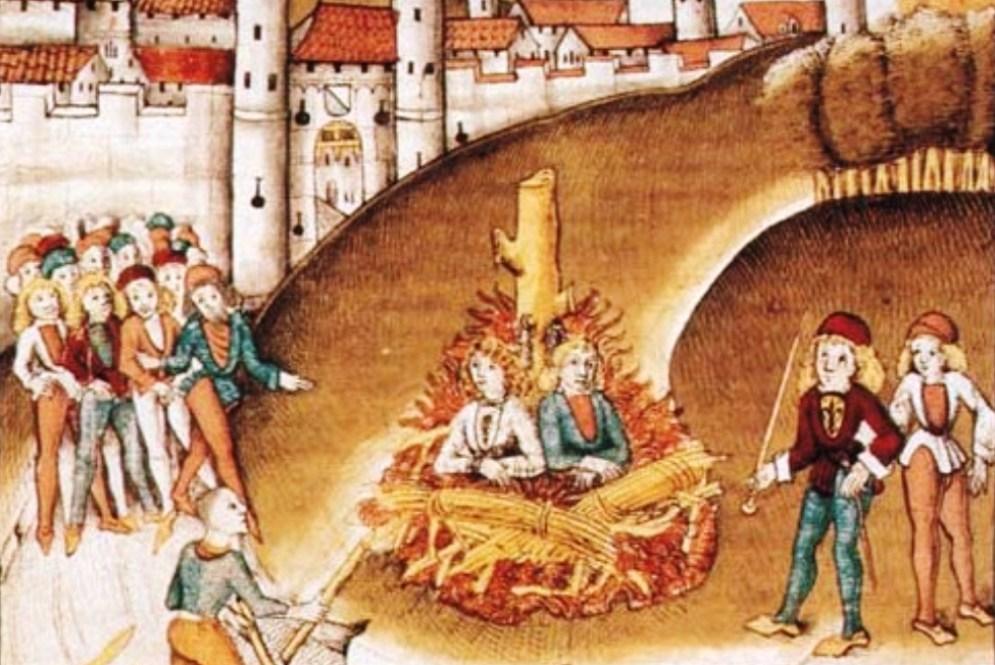 Homovervolgingen in de Republiek van de 18e eeuw - Geschiedenis Beleven