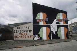 Conflict in beeld: de muurschilderingen van Belfast