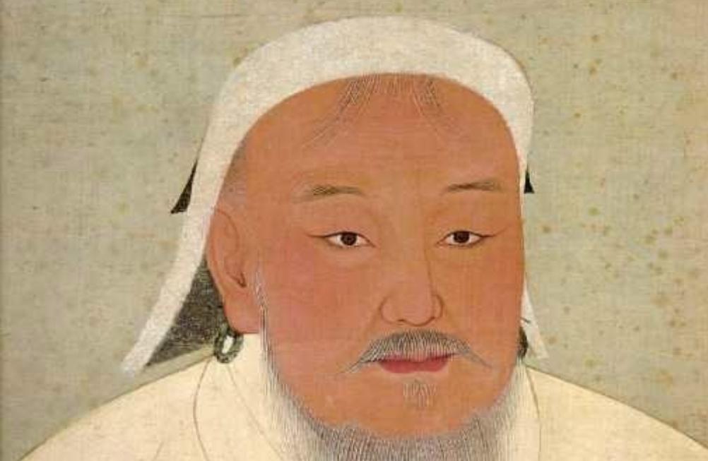 Portret van Djengiz Khan (Foto: Wikimedia)