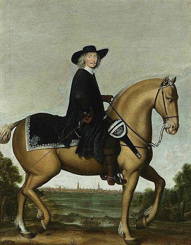 Bernard van Galen, bisschop van Munster, beter bekend als Bommen Berend.