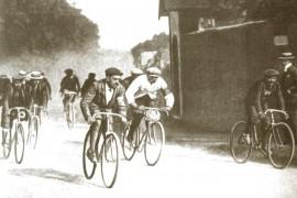 Tour de France startte als publiciteitsstunt