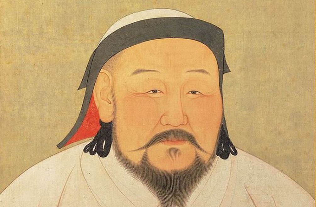 Portret van Khubilai Khan (Foto: Wikimedia)