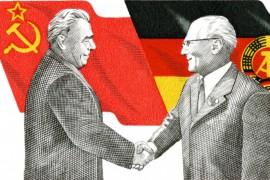 Het roemloze einde van Erich Honecker
