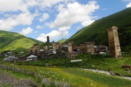 Svaneti: cultuurhistorie in de Kaukasus