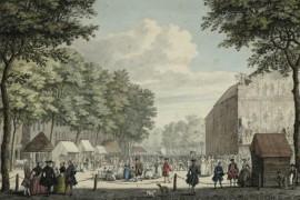 Vredenburgplein: broeinest van historie