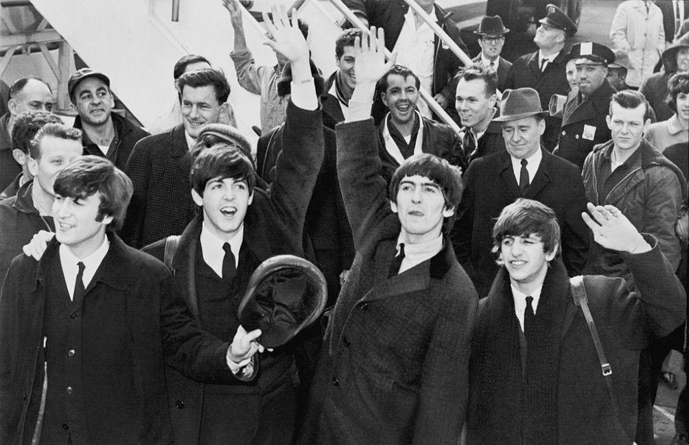 12.10.05.Beatles - vliegveld