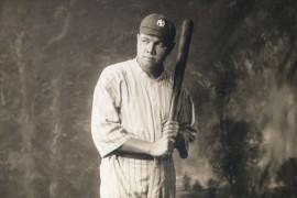 Het shirt van 4 miljoen: de legende Babe Ruth