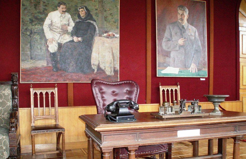 Stalin Museum in Gori. (foto: Wikimedia)