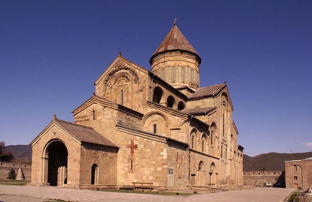 De Svetitschoveli-kathedraal