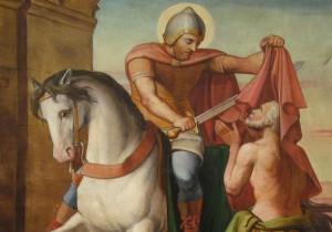 Sint Maarten: een middeleeuws idool
