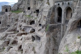 Genieten van Georgische grottensteden