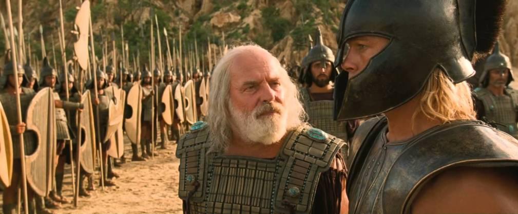 Feit en fictie in de film Troy