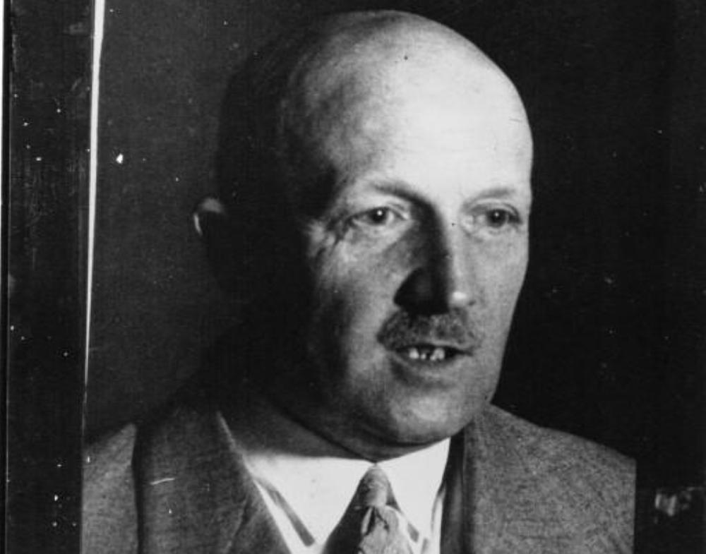 Kurt von Schleicher, 1933 (foto: Wikimedia)