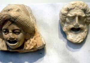 Lachen met de oude Grieken