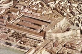 Theater van Pompeius: een dramatische locatie