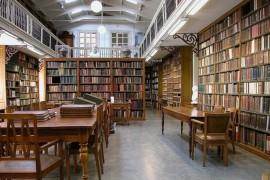 De bibliotheek van Artis: de natuur als leermeesteres