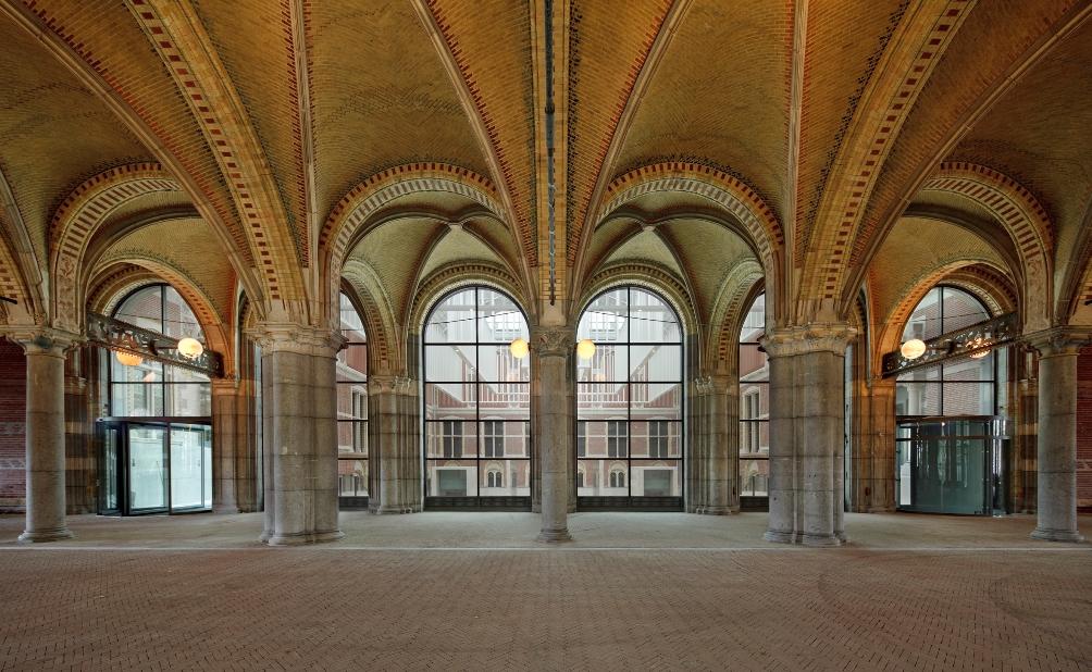 13.04.04.Rijksmuseum vernieuwd - doorgang