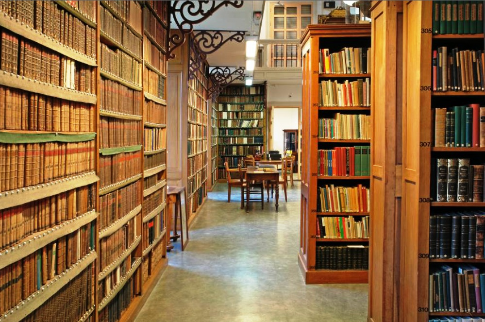 Artis bibliotheek - bieb
