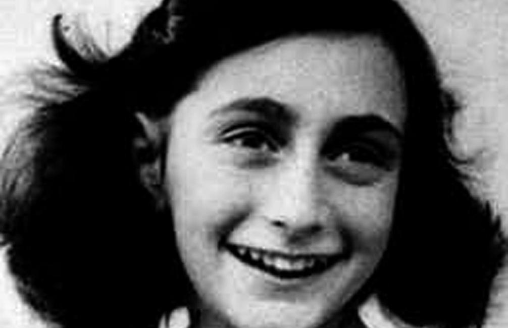 Anne Frank (foto: Wikimedia)
