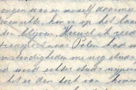 Brief- en dagboekschrijvers uit WOII aan het woord