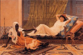 Perzische verleiding in Couperus' Iskander